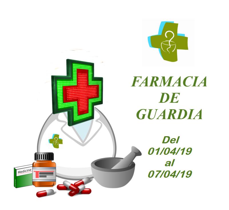 farmacia de guardia